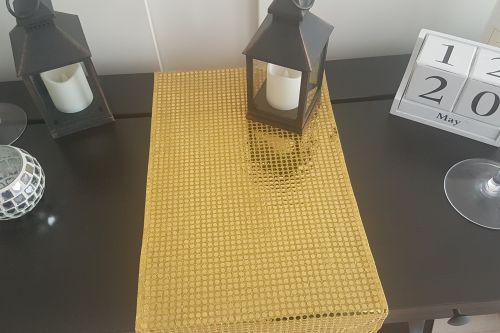 Dzeltena zelta celiņi