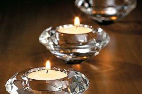 Grezni dimanta svečturi