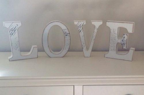Lielie LOVE burti