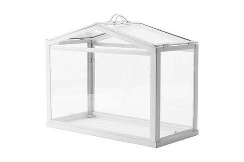 Stikla terārijs - dāvanu kaste