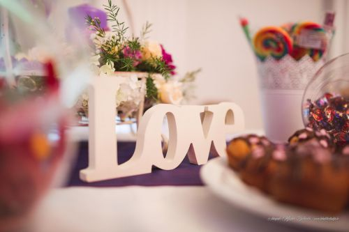 Uzraksts LOVE