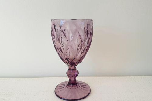 Rozigas stikla glāzes