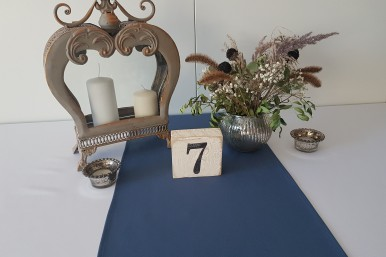 Galda celiņi un galda svārki